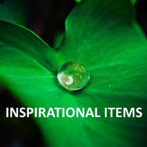 Inspirational Items