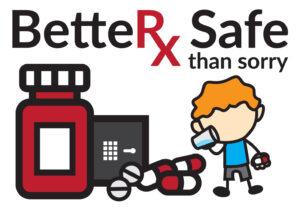 better safe than sorry logo